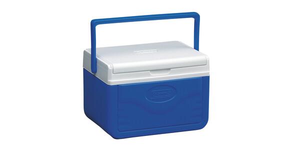 Coleman FlipLid 6 Køletaske blå/hvid